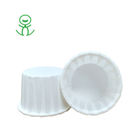 Food Grade White Cupcake Mold Pop