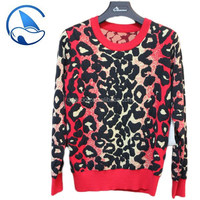 winter fashion design for women jacquard sweater