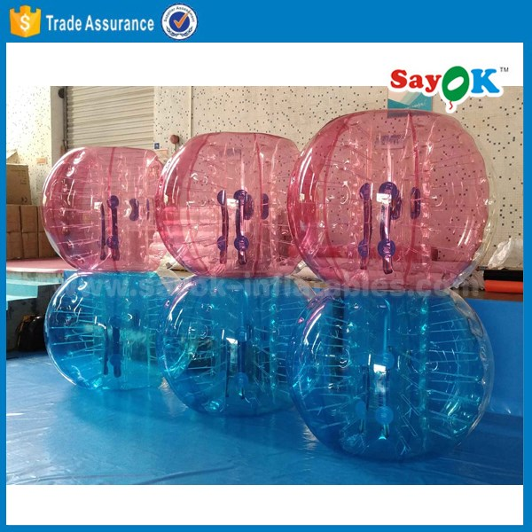 Hot Bubble Football/Soccer Inflatable Giant Outdoor Play Ball Bubble Soccer Ball For Sale