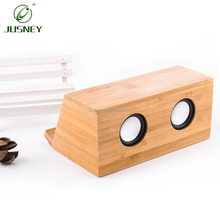 2019 Newest High Quality Speaker For Mobile Phone,bamboo Portable Mini Wireless Speaker