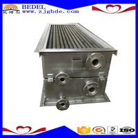 Heat Exchanger Coal- bed Gas Air Cooler for Wellhead Gas Compressor
