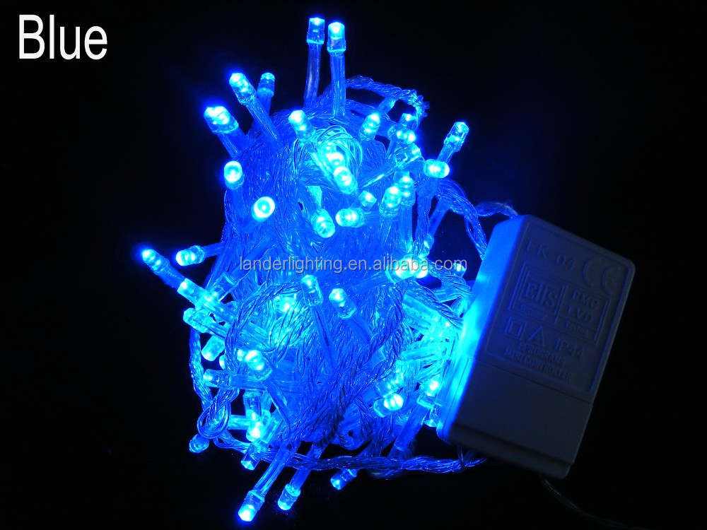 Certificated Buzzy Wedding & Party Decoration Flexible Color snowflake decorative bee string light