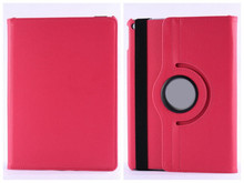 360 Degree Rotate Leather Case For iPad 2/3/4 PU Smart Case For iPad 2/3/4