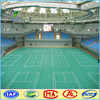 Mulit-function indoor PVC flooring roll used badminton court