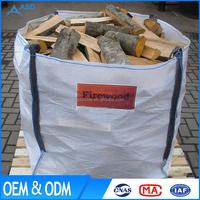 China Supplier Large and Reusable Big Handy First Grade pp 1 ton laminated bag