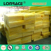is glass wool a sound absorbing material