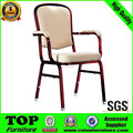 Hot Sale Hotel banquet chair with Arm