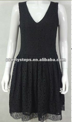 Pretty Steps 2013 new design night dress for women