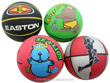 Ball Type and rubber Material wholesale mini basketball