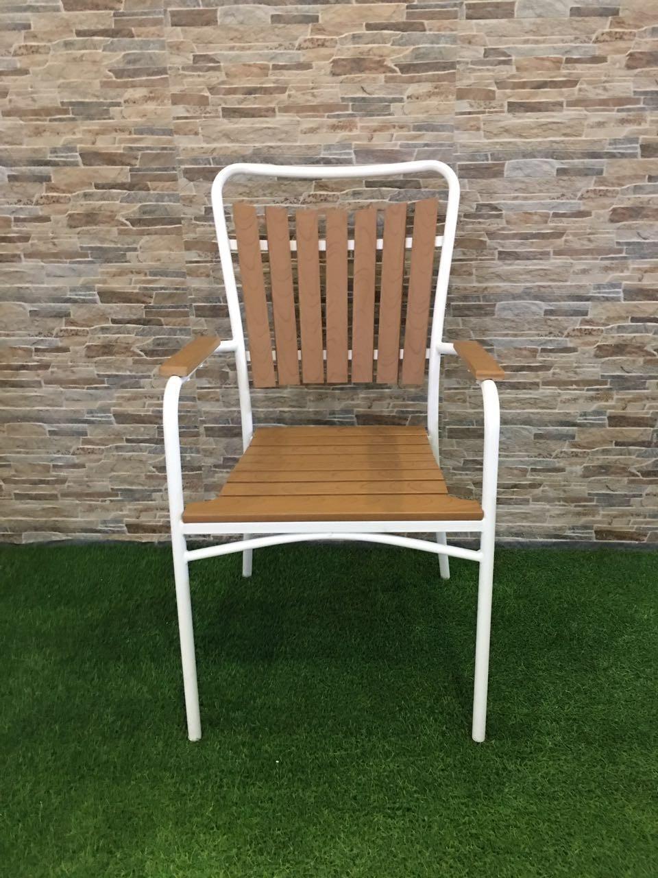 moderne billig outdoor kunststoff holz stapeln gartenstuhl plastikst hle produkt id 60494405636. Black Bedroom Furniture Sets. Home Design Ideas