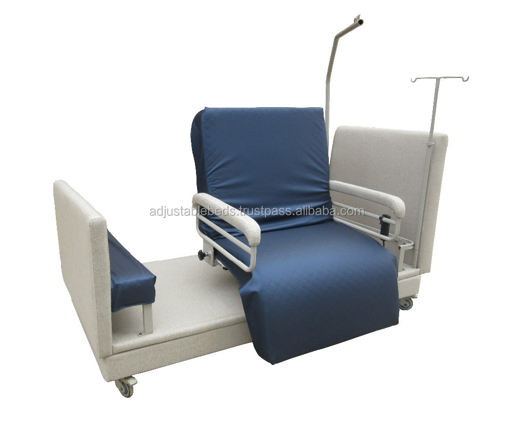invacare hospital bed instruction manual