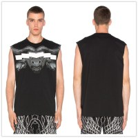 Custom Print Men's t-shirt Sleeveless Sports Clothing Men's t shirts
