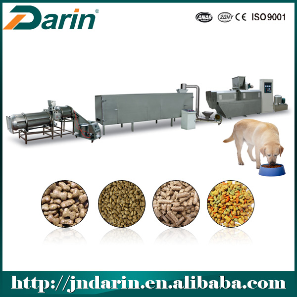 Dry Pet Food/Pet Biscuit Processing Line