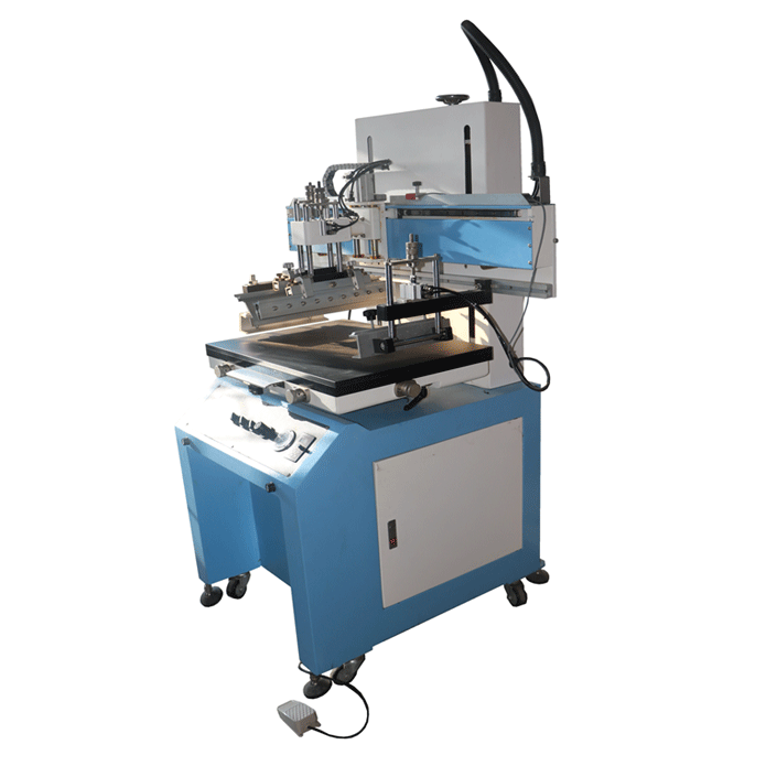 Vacuum table Flat silk printing machine for household appliances