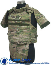 NIJ IIIA.44M Full Protection Bullet Proof Vest for police and Military user