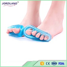 2pcs/pairs Braces & supports Foot Care 100% medical silicone toe separator, Valgus Pro orthopedic aids appliances