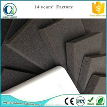 Foam polyurethane as packaging and padding material