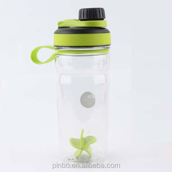 shake bottle, outdoor portable Protein Shaker Bottle, new arrival fashion bottle design