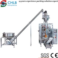 Powdered ground ginger packing machine