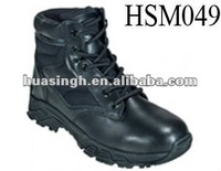 Fire safety shoes and boots with waterproof