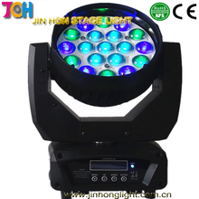 Best moving head/beam wash zoom/19x10w beam aura led stage light
