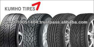 new radial kumho tyres for 4x4 car