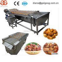 High Quality Fruit and Vegetable Washer Date Washing