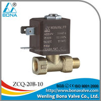electrical water float valve