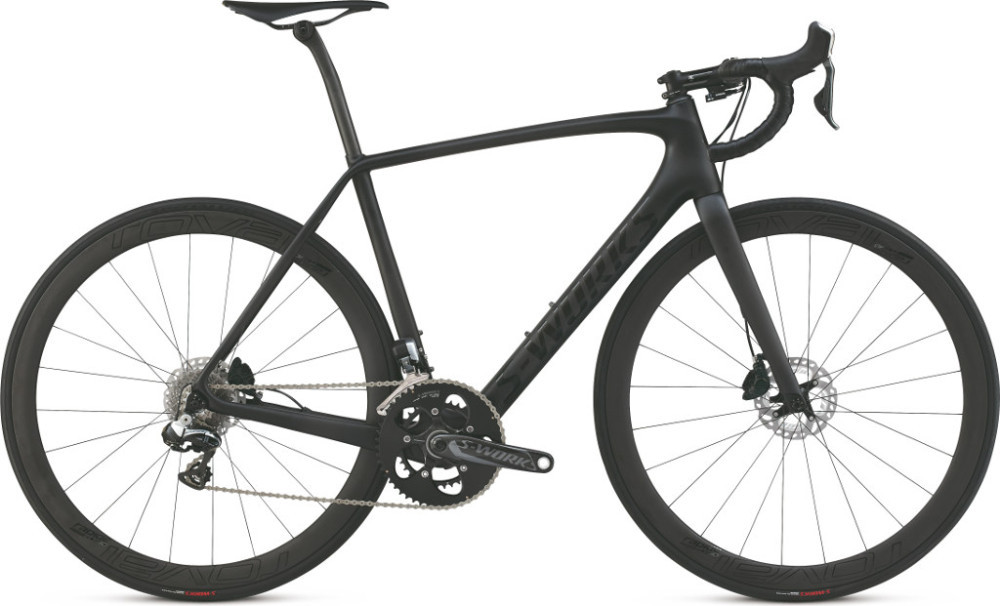 S-Works Tarmac Disc Di2 Racing Road Bike 2015