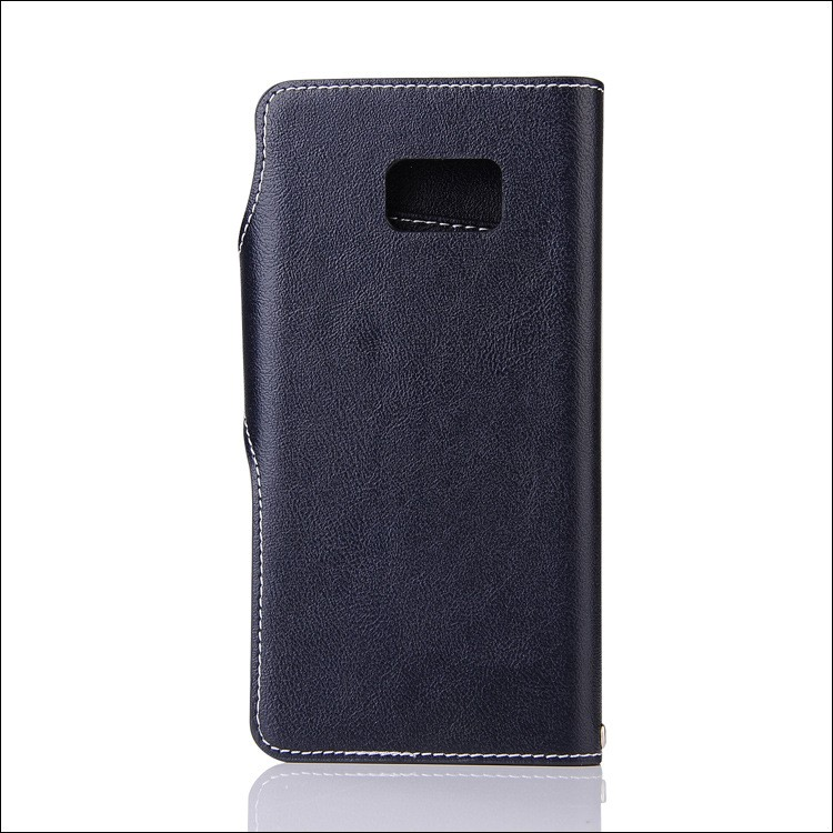 Genuine business leather case for galaxy note 7
