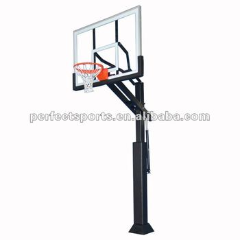In-Ground Basketball System