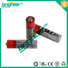 OEM blue or red carbon zinc battery r6p um3 aa battery