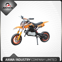 Used 49cc manual start scooter dirt bike pocket bike