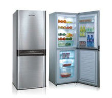 BCD-182 popular two doors frost refrigerator