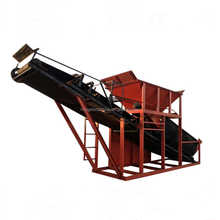 Sand sieving machine sand vibrating screen sieve machine india