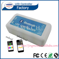 Iphone/android Control RGBW Bluetooth Led Strip Light controller