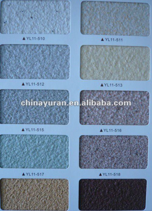 Marble Stone Effect Coating Paint
