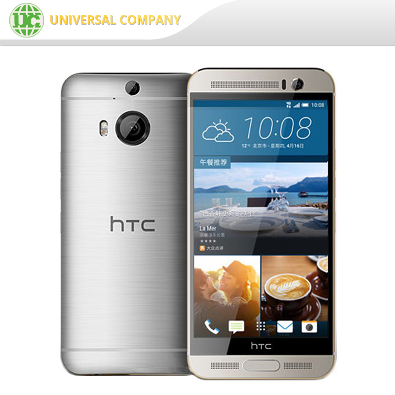 New arrival HTC One M9+ Mobile phone 3GB RAM USB Type Android 4g smart phone