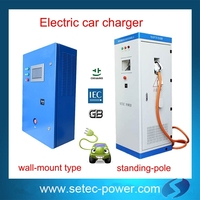 DC Quick Charger For Electric Car