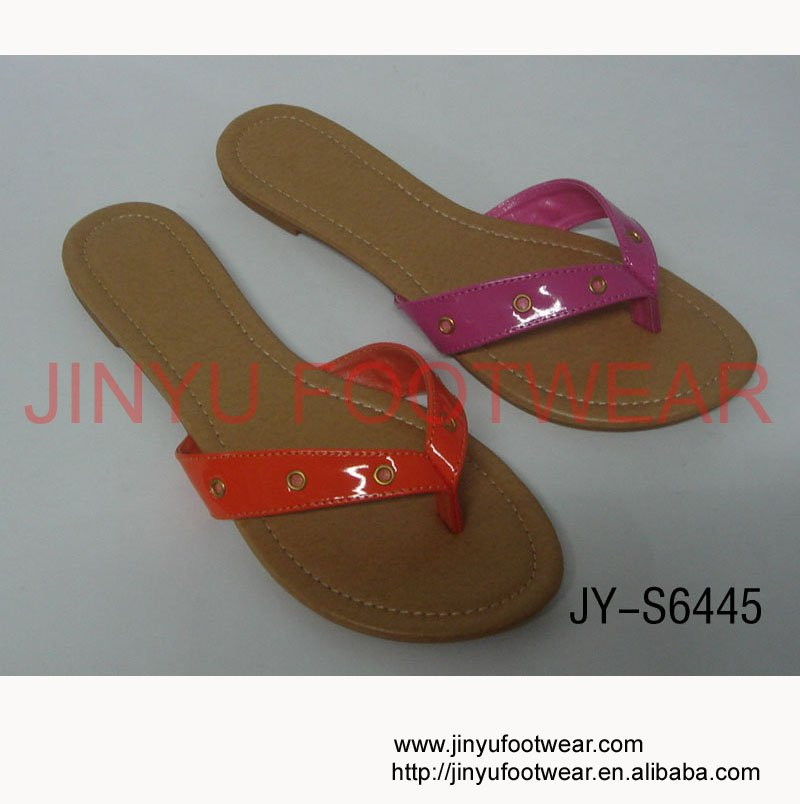 2010 Summar lastest style women's slipper