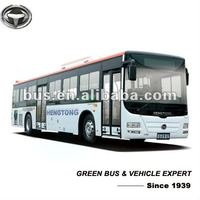 Hybrid urban transport bus - 11meter - CKZ6116HENV CNG City Bus