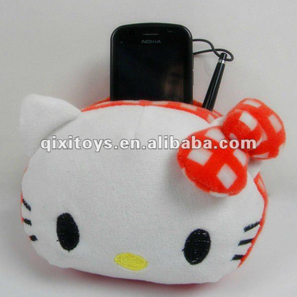 Hello kitty mobile phone bag