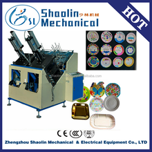 High speed automatic pizza box making machine with best price