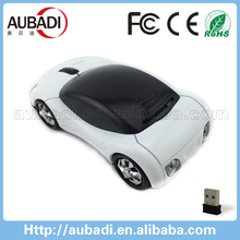 custom gifts optical usb car shape funny wireless mouse