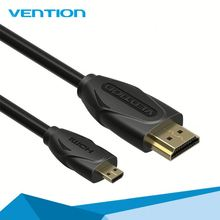 New arrival OEM ODM Vention micro hdmi cable splitter