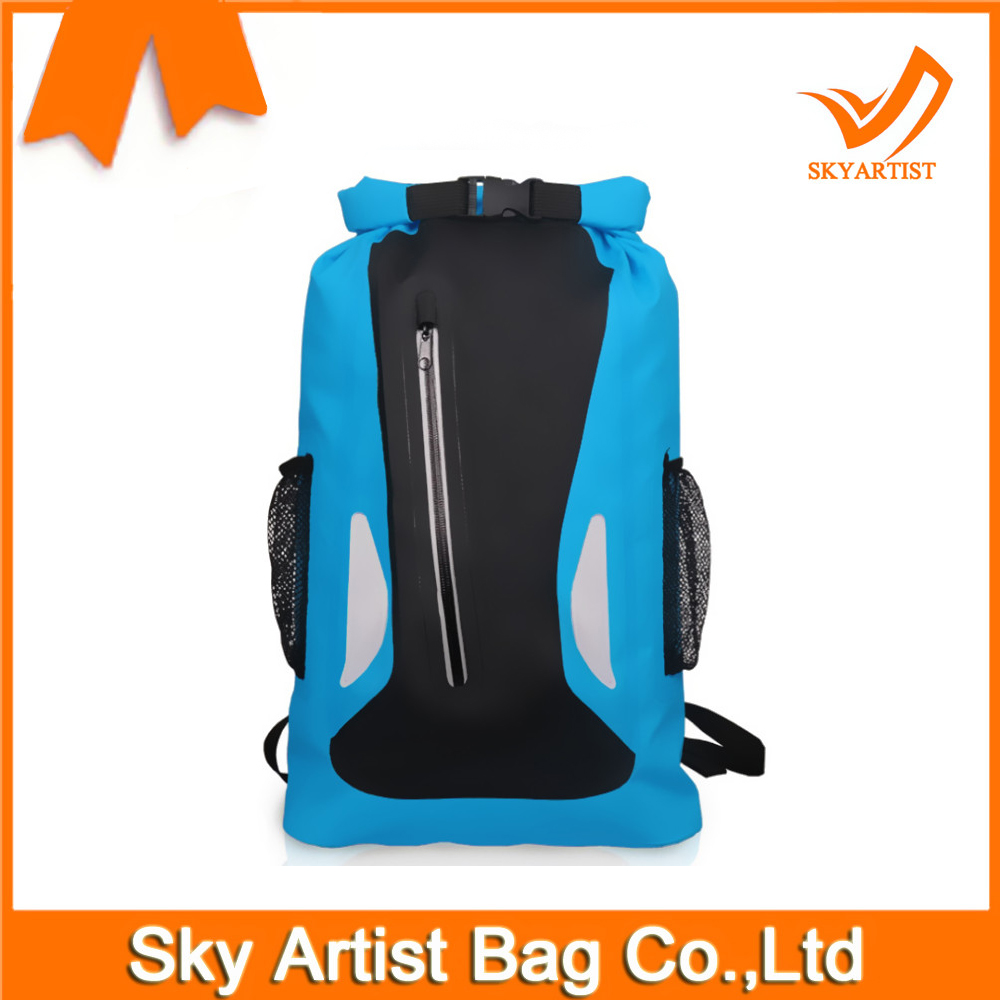 Hiking Custom Rucksack Backpack Bag with Rain Cover