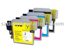 Brother compatible ink cartridges LC11/16/38/61/65/67/980/990/1100 BK/C/M/Y