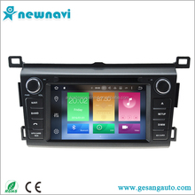 Wholesale HD touch screen car dvd player android car gps navigation for Toyota Rav4 2013