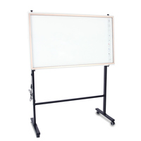 whiteboard interactive electronic type no magnetic with normal pen whiteboard eraser marker