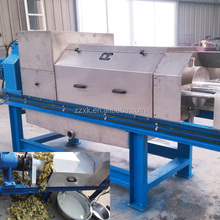 China factory supply industrial vegetable squeezing machine